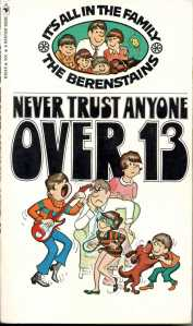 The Berenstains, 1970