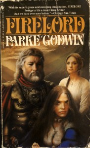 Firelord, 1982 Bantam edition, mass market paperback.